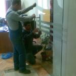 montare-usa-de-sticla